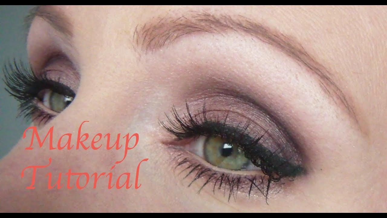 Smokey Purple Makeup Tutorial Feat Laura Mercier The Artists