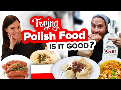 EATING Traditional Food And Street Food In Poland 🍽 Incredible Polish Food Tour In Kraków