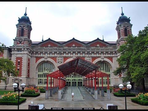 Ellis Island Immigration Museum. NYC.