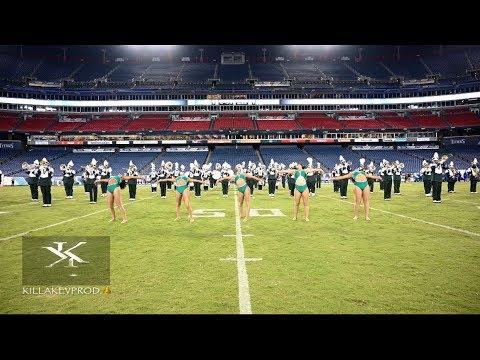 Mississippi Valley State University - Halftime Show Vs TSU - 2019