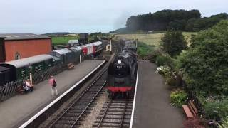 The Weybourne Steam Train