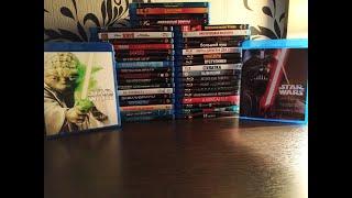 Посылка с Blu-ray фильмами за 10000 рублей.