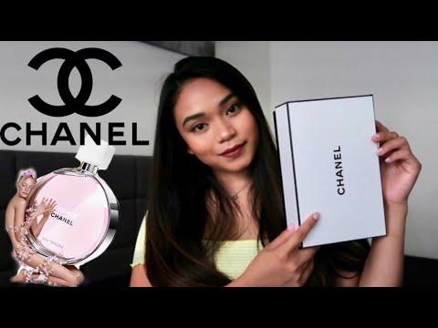 Chanel Chance Birthday
