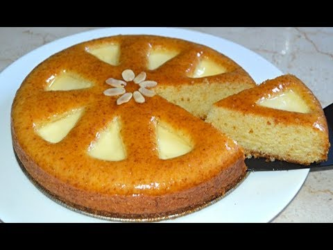 جديد الكيكة العجيبة رائعة شكلا و مذاقا بدون بيض اقتصادية
