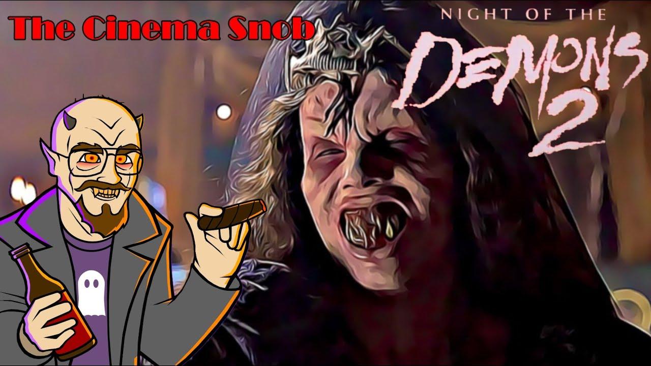 Night of the Demons 2 - The Cinema Snob