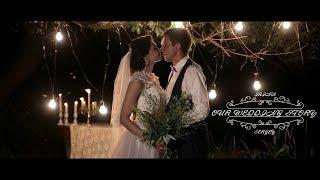 Свадебный клип. IRINA&SERGEY - Way Down We Go