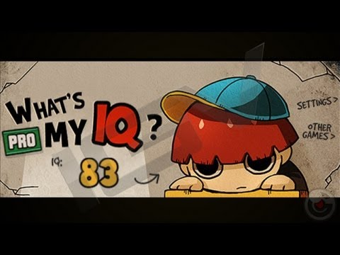 What's My IQ™ PRO - iPhone Gameplay Video