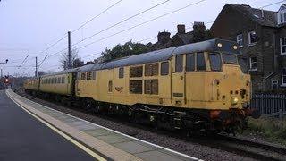 Test Trains Underground Locos and Freight  3-5 1 2013
