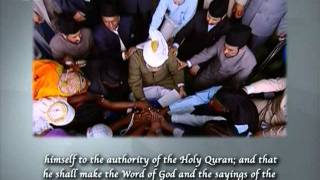 Conditions of Bai'at and Responsibilities of an Ahmadi