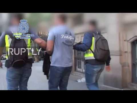 Spain: Alleged Russian hacker detained on US arrest warrant in Barcelona