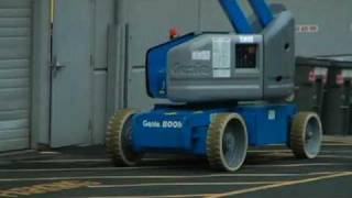 Video still for Genie Aerial Lifts / Work Platforms