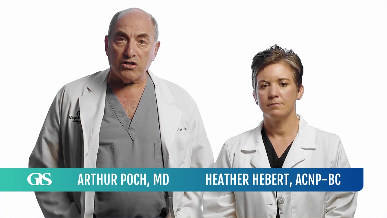 GIS Q&A - Dr  Arthur Poch: Why should I get my colonoscopy at  GastroIntestinal Specialists?