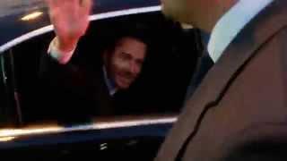 Майкл Фассбендер на премьере фильма