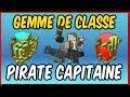 TROVE - Gemme De Classe Du Pirate Capitaine Capitaine Pirate - [GUIDE]