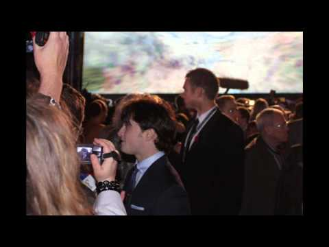 Press conference audio: Harry Potter and the Deathly Hallows part 1