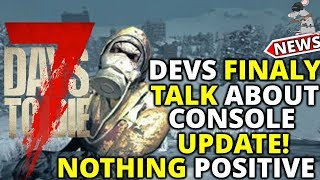 Скачать 7 DAYS TO DIE PS4 Xbox Updates Devs Finally Answer Shut Down Forum Talk