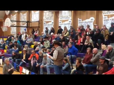Harney County resident says enough is enough
