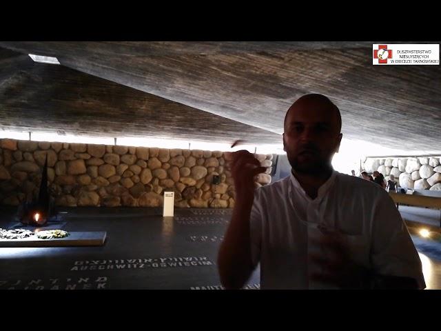 Izrael - Jerozolima (Muzeum pamięci holokaustu Yad Vashem)