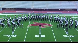 Texas State Bobcat Marching Band - Hawaii 5-0 Theme