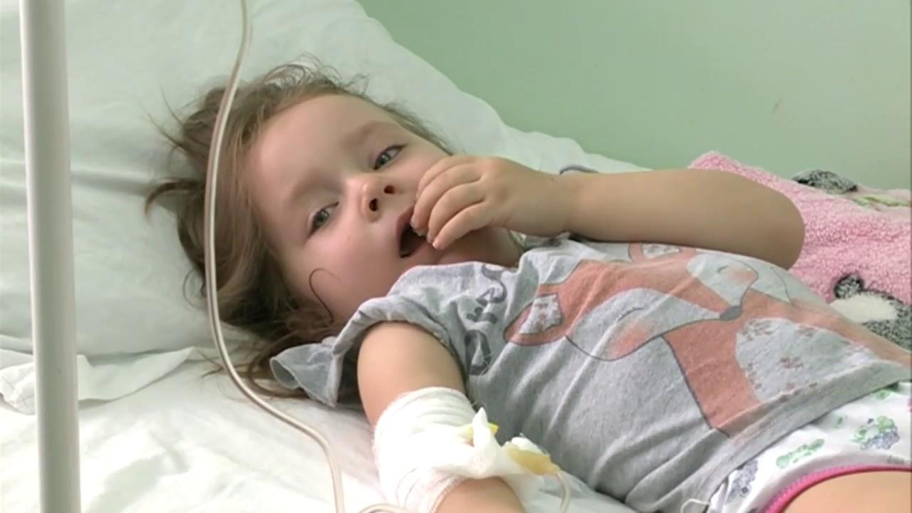 20 детей дошкольного возраста поступили в больницу с кишечной инфекцией -  YouTube