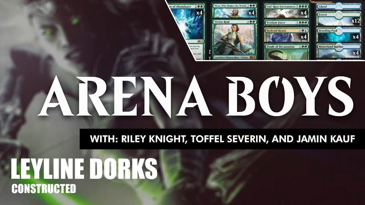 Leyline Dorks | Arena Boys Deck Guide