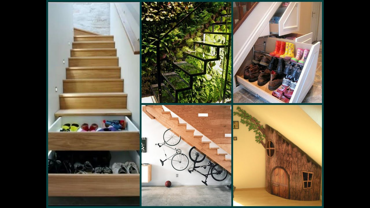 Under Stairs Ideas  35 Best Interior Design Solutions