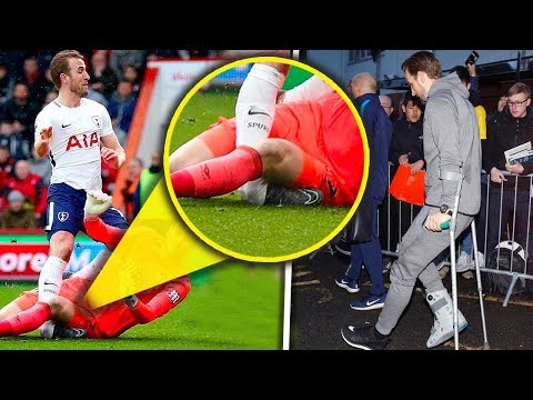 BREAKING: Is Harry Kane's Season OVER After Horrific Injury?! | W&L