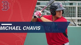 Top Prospects: Michael Chavis, 3B, Red Sox
