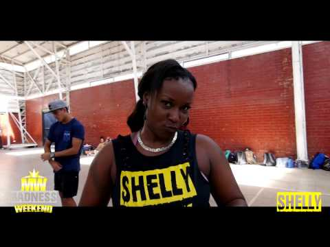 "SHELLY XPRESSIONZ | ""PIRATE OF THE CARIBBEAN""- CHRIS MARTIN 