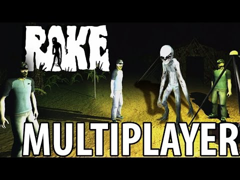 Now there are 4 rake multiplayer part 1