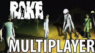 NOW THERE ARE 4 | Rake Multiplayer Part 1 thumbnail