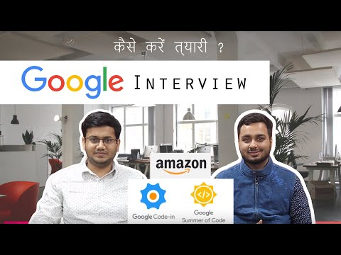 Google Interview - How Siddharth cracked It? Know Google Interview Questions & process!