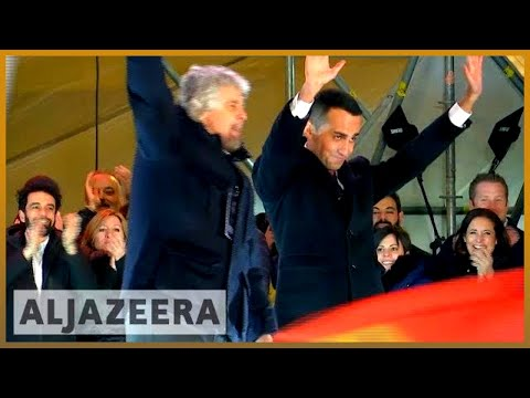 🇮🇹 Italy election: Five Star Movement vows to not form coalition   Al Jazeera English