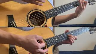 Gambar cover START - DEPAPEPE Guitar cover