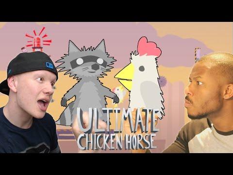 CHICKEN CHAMPION - Ultimate Chicken Horse