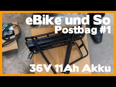 e bike akku selber bauen li ion 320 watt youtube. Black Bedroom Furniture Sets. Home Design Ideas