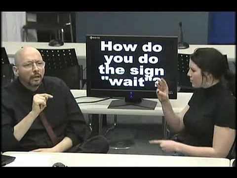 American Sign Language (ASL) Lesson 06