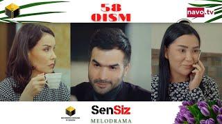 Фото Sensiz (o'zbek Serial) 58-qism   Сенсиз (ўзбек сериал) 58-қисм