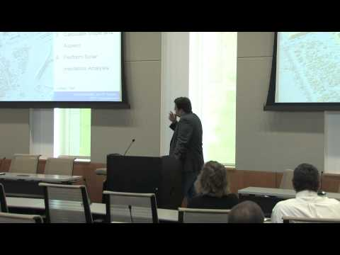 Potential of Solar Power on the University of Texas Campus, Moulay Anwar Sounny-Slitine
