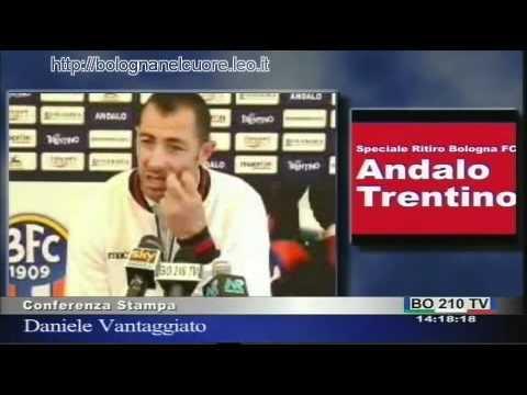 Bologna FC 1909 22/07/2011 Presentazione di Daniele Vantaggiato
