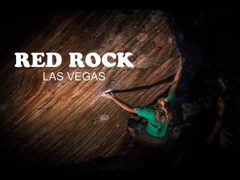 V12 – 8A+ Red Rocks