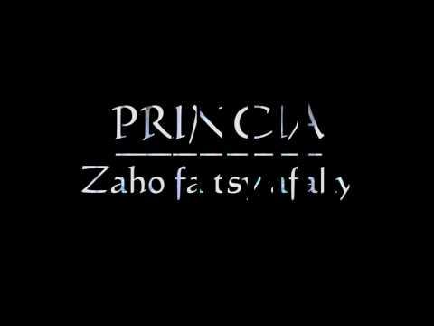 Princia - Zaho fa tsy afaky lyrics