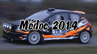 Vid�o Rallye du M�doc 2014 par CentreOuestRallye (4449 vues)