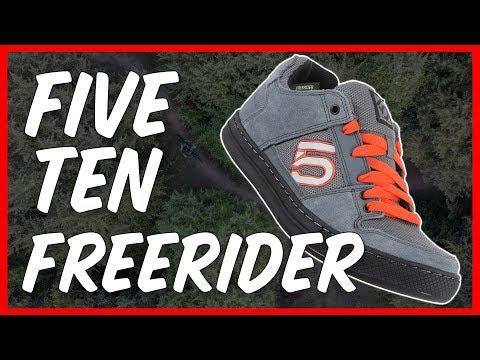 Five Ten Freerider Bike Shoes