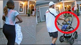 STEALING A STRANGERS BABY! *prank*