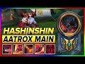 Hashinshin Aatrox Montage - NA Aatrox Main [The Legends]