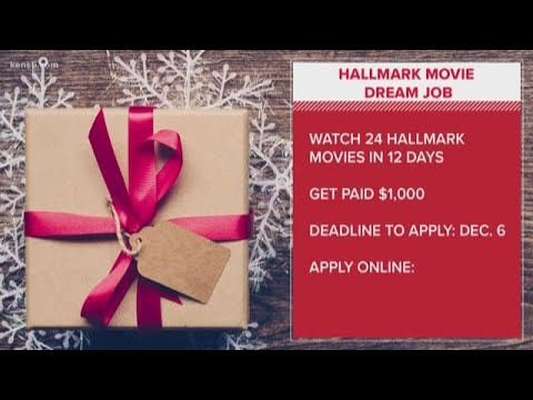 Showbiz Shelly - Earn $1000 to Watch 12 Hallmark Movies in 24 Hours
