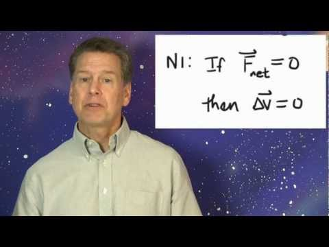 Force, Inertia, & Newton's First Law of Motion (RP4)