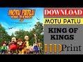 Download motu patlu King of kings in Hindi | Latest motu patlu movie 2019 || AbEditx