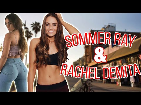 SOMMER RAY AND RACHEL DEMITA ARE SISTERS?!?
